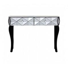 Scott Console Table Silver