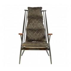 Hoxton Armchair Grey