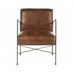 Hoxton Chair Dark Brown