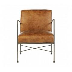 Hoxton Chair Light Brown