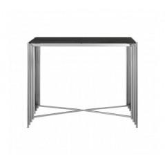 Clarice Console Table Black