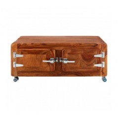 Marwar Coffee Table Brown