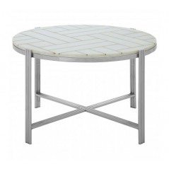 Eva Coffee Table White