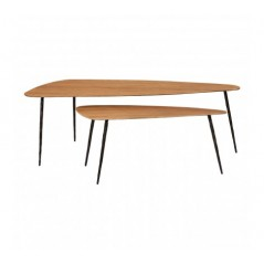 Elmo Coffee Table Brown