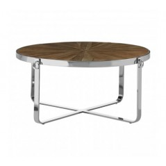 Mitra Coffee Table Brown