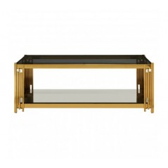 Alvaro Coffee Table Stick Gold