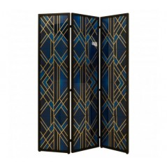 Celina Room Divider Blue