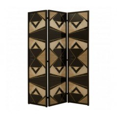 Celina Room Divider Black