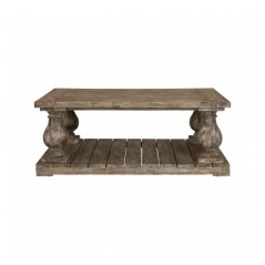 Lovina Coffee Table Brown
