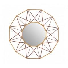 Carter Mirror W90 x D6 x H90cm