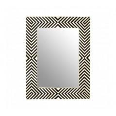 Boho Mirror H90 x W70 x D4cm