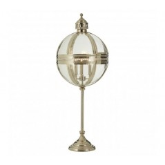 Hampstead Table Lamp Silver
