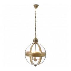 Hampstead Pendant Light Brass