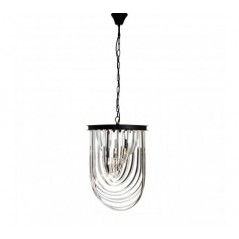 Davis Pendant Light Large Black
