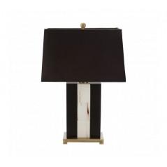Hoxton Table Lamp Black
