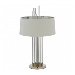 Midas Table Lamp Silver