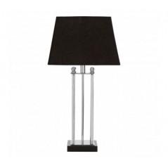 Hoffmann Table Lamp Silver