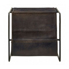 Barnes Magazine Holder Blue