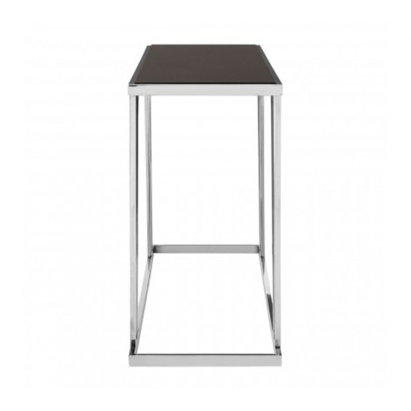 Ackley Console Table Silver