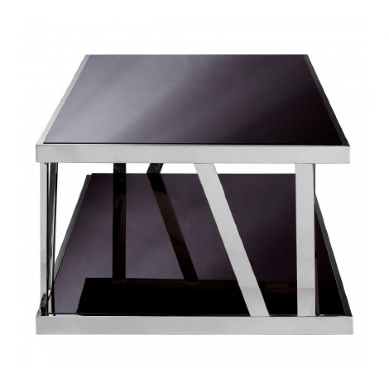 Ackley Coffee Table Silver