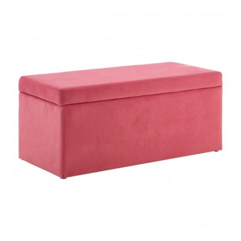 Mia Bench Kids Pink