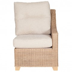 PL Natural Wash Michigan Right Arm Chair Excl Cushion