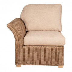 PL Natural Wash Wisconsin Left Arm Chair Frame Only