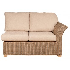 PL Natural Wash Wisconsin Right Arm Sofa Frame Only