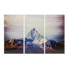 Picture Glass Triptychon Himalaya 160x240cm (3/)