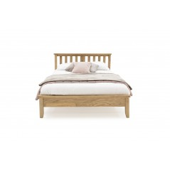 VL Ramore Bed - 4'6 Low Footboard