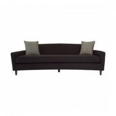 Rania 3 Seat Sofa Black