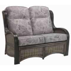 DE Retsehc 2 Seater Sofa + Cushion