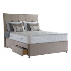 Sealy 4ft Pearl Elite 2 Drawer Bed