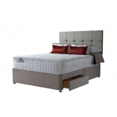 Sealy 4ft6 Antonio 1300 2 Drawer Bed