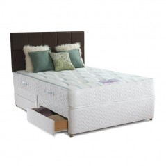 Sealy 4ft6 Millionaire Ortho 4 Drawer Bed