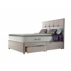 Sealy 4ft6 Nostromo 2 Drawer Bed