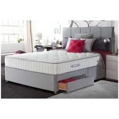 Sealy 6ft Casoli 4 Drawer Zip & Link Bed