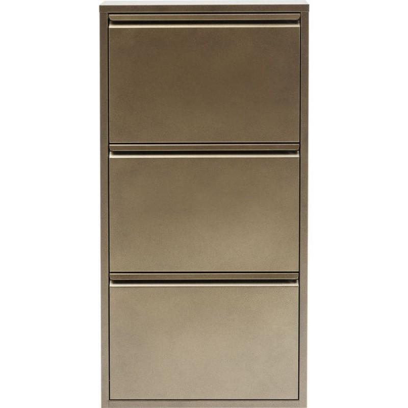 Shoe Container Caruso 3 Bronze