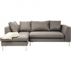 Sofa Bruno Panini Small Grey Left