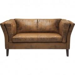 Sofa Canapee 2-Seater Vintage Econo