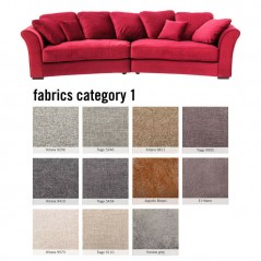 Sofa Fasano Individual Fabric 1