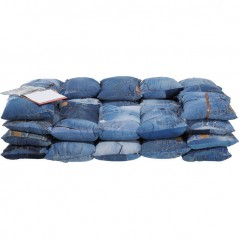 Sofa Jeans Cushions 2-Seater