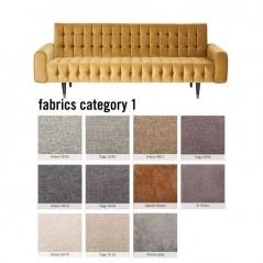 Sofa Milchbar 3-Seater Individual Fabric 1