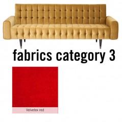 Sofa Milchbar 3-Seater Individual Fabric 3