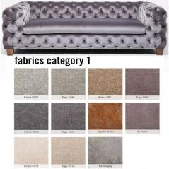 Sofa My Desire Individual 3-Seater Fabric 1