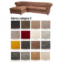Sofa Oxford 3 Left Individual Fabric 2