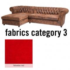 Sofa Oxford 3 Left Individual Fabric 3
