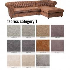 Sofa Oxford 3 Right Individual Fabric 1
