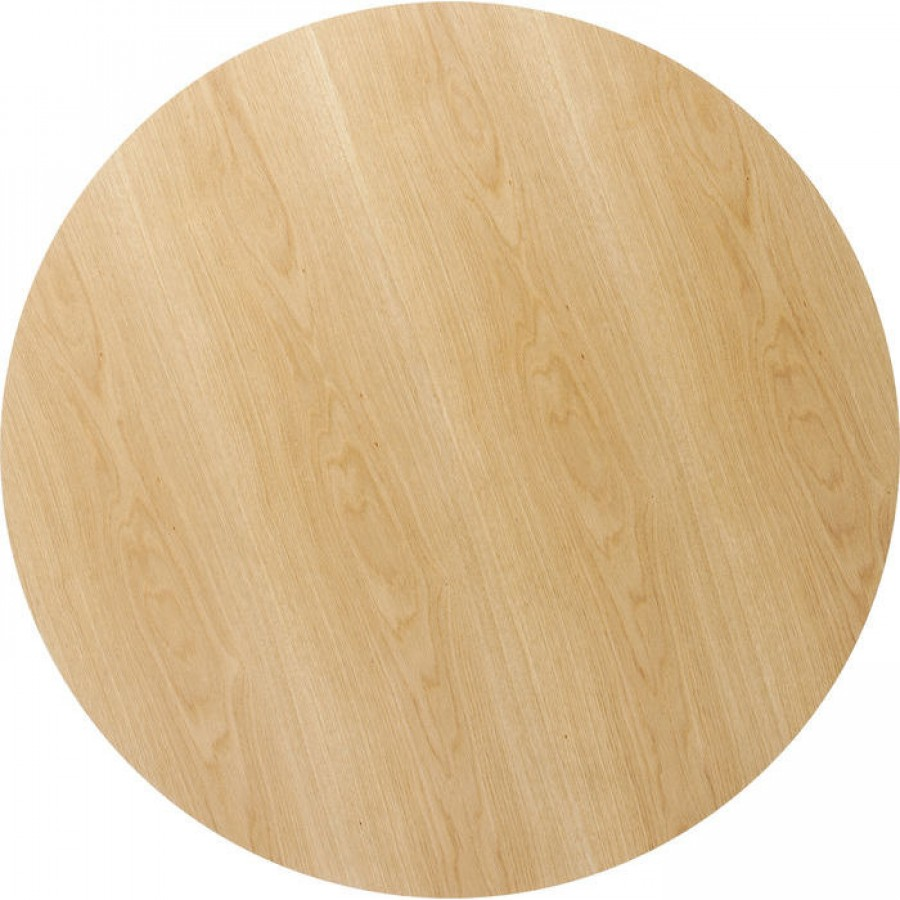 Table top invitation round oak 120cm stopboris Image collections