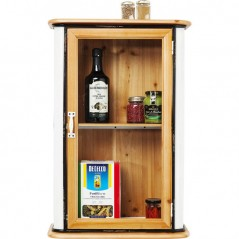 Wall Cabinet Grannys Kitchen Visible